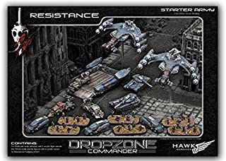 Dropzone COmmander: Resistance Starter Army