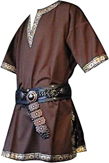 Jacquard Rojo XL Bodas BAIHUODRESS Chaqueta de Manga Larga para Hombre para Disfraz Disfraces Retro Halloween Estilo g/ótico Estilo Medieval Vintage