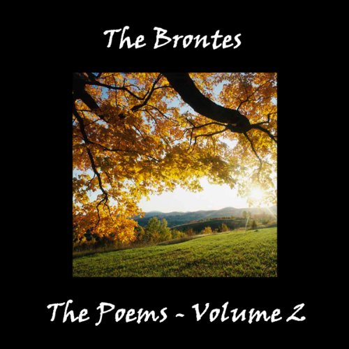 The Brontes' Poetry, Volume 2 cover art