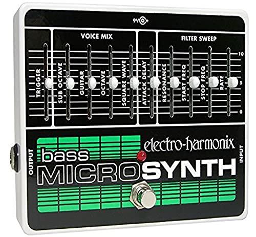 Electro Harmonix Bass Micro Synth, BASSMICRO