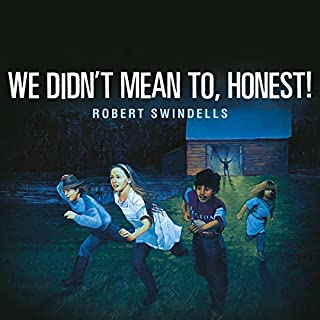 We Didn't Mean To, Honest cover art