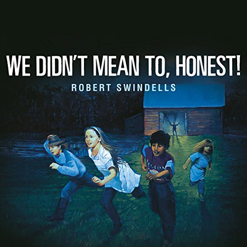 We Didn't Mean To, Honest audiobook cover art