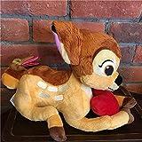 zqc Juguete De Peluche Fawn Bambi Juguete para Niños Jirafa Muñeco De Peluche Lindo Regalo 28Cm