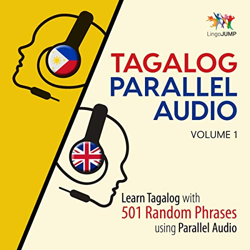 Tagalog Parallel Audio: Volume 1 audiobook cover art