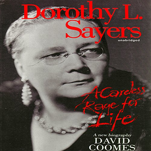 Dorothy L. Sayers audiobook cover art