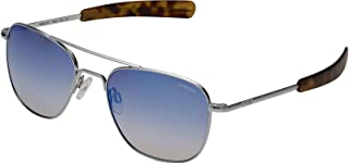 Randolph Classic Aviator Sunglasses for Men or Women Non-Polarized 100% UV