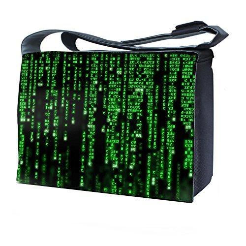Luxburg Messenger Bag schoudertas laptoptas notebooktas met draagriem tas voor laptop/notebook computer 17,3 inch