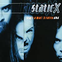 Start a War/X-Rated Dvd by Static-X (2008-01-13)