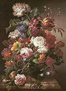 Grandmother's Bouquet I - Poster by Joseph Nigg (18 x 24)