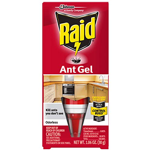 Raid Ant Gel 1.06 Ounce (Pack of 3)