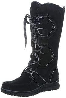 Justice Women's Tall Comfort Boot Black - 6 Medium
