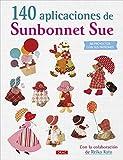 140 Aplicaciones de Sunbonnet Sue: 66 proyectos con sus patrones