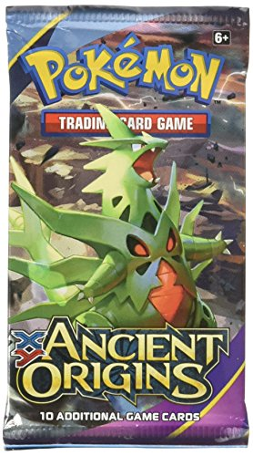 Pokemon Cards - XY Ancient Origins - Booster Pack (10 Cards)