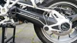 Carbon Klebesatz Kardantunnel für BMW R1200 GS/LC ab 2013 Motorrad Aufkleber