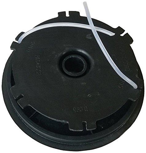 AL-KO Ersatzfadenspule für E-Motorsense BC 1200 E, Doppel-Nylonfaden, Ø 2 mm (2 x 5 m)