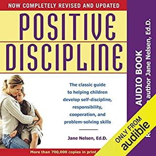 Positive Discipline audiobook cover art