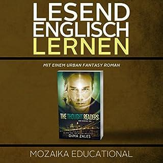 Englisch Lernen: Mit einem Urban Fantasy Roman Titelbild