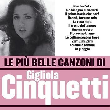 Le più belle canzoni di Gigliola Cinquetti
