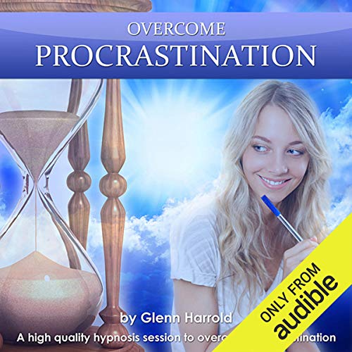 Overcome Procrastination audiobook cover art