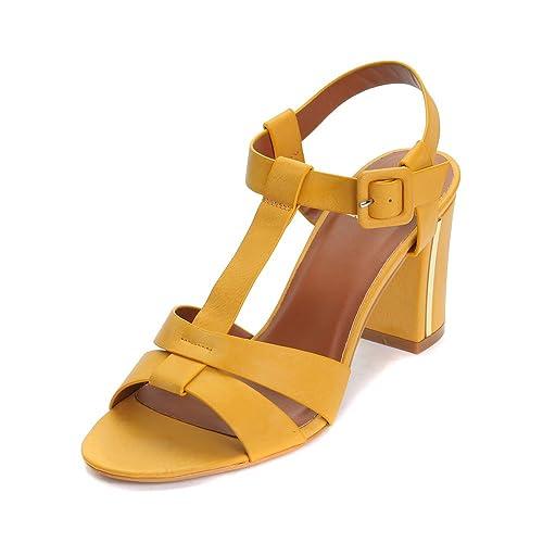a28d2c9ea Alexis Leroy - Elegancia Tacón Bloque Sandalias de Vestir para Mujer