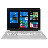 【2010 Office Jumper EZbook S5】 Windows 10 Laptop 14 Inch Screen Notebook Gemini Lake N4100 Ultrabook 6GB RAM Dual Band WiFi Computer (6G RAM, 64G),Lightweight and Portable (64GB)