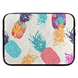 13 Inch Laptop Sleeve Briefcase Cute Bunny Rabbit Easter Neoprene Waterproof Handbag Protective Bag Cover Case for Surface Laptop/Notebook/Acer/Asus/Dell/Lenovo/iPad/Surface Book