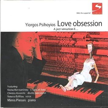 Love Obsession (A Jazz Sensation II...)