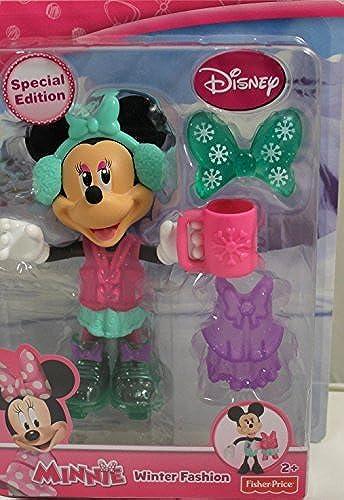 calidad garantizada Disneys Minnie Mouse Bowtique Bowtique Bowtique Winter Fashion Special Edition Figure by Disney  40% de descuento