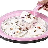 Blentude Fried Yogurt Machine Haushalt Kleine Mini Eismaschine Kinder Selbstgemacht - Fruchteis Brei...