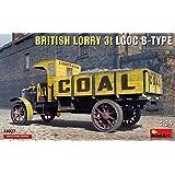 ミニアート 1/35 イギリス貨物自動車 3トン LGOC Bタイプ プラモデル MA38027