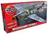 Airfix - Ai02029a - Maquette - Aviation - Messerschmitt Bf109g-6 - Echelle 1/72