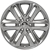 Partsynergy Replacement For 22' Rim Fits 2004-2018 Ford F-150 Style Polished 22x9 Aluminum Wheel