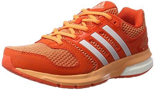 Bester der welt Adidas Questar Frauentrainer, Orange (Energi / ftwbla / narsen), 39 1/3 EU