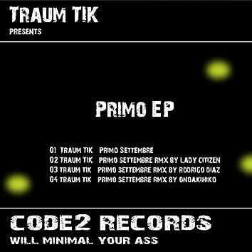 Primo EP