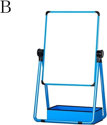 Liangzishop-Zauberta Halterungsart Doppelseitige magnetische Rei ett-L hkarte (Farbe   Blau, Größe   B)