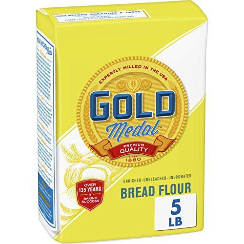 Gold Medal, Bread Flour, 5 lb