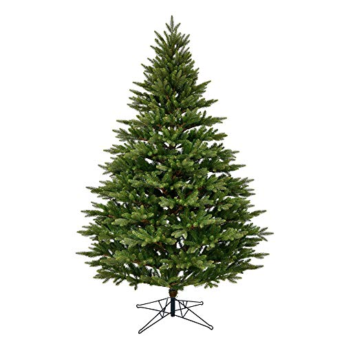 Vickerman Douglasie, künstlicher Weihnachtsbaum, 12 x 104 cm, Grün