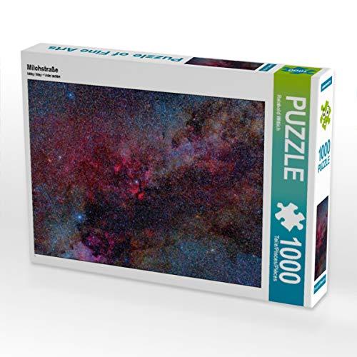 CALVENDO Puzzle Milchstraße 1000 Teile Lege-Größe 64 x 48 cm Foto-Puzzle Bild von Reinhold Wittich