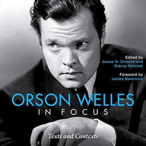 Orson Welles in Focus cover art