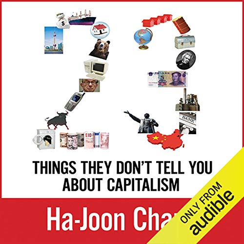 Couverture de 23 Things They Don't Tell You about Capitalism