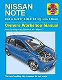 Nissan Note petrol & diesel ('06-Sept '13) 06 to 63