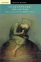 Shakespeare: The Last Plays (Longman Critical Readers)