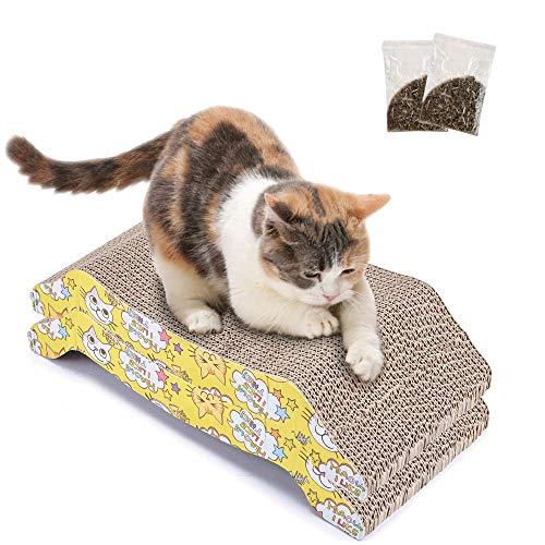 Rascador Gatos Carton Marca PETTOM