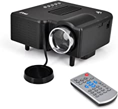 Pyle Full HD 1080p Mini Portable Pocket Video & Cinema Home Theater Projector –..