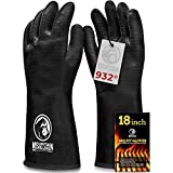 Best Gloves For Grilling - Extreme Heat Resistant Gloves for Grill BBQ Review