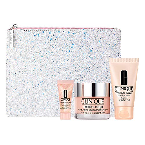 Clinique Moisture Surge Gift Set (Hydrator, 50 ml+Makse, 30 ml+Augenkonzentrat, 5 ml)
