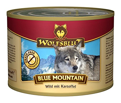 Blue Mountain 27904 Wolfsblut-Hundefutter