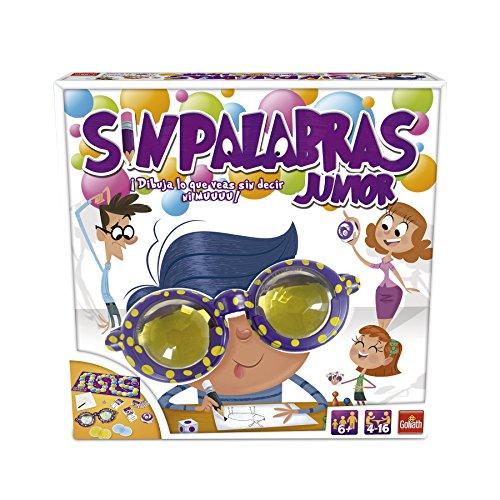 Juego De Mesa Sin Palabras Junior