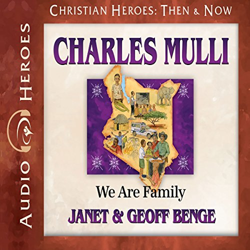 Charles Mulli audiobook cover art