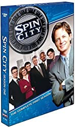 Spin City on DVD